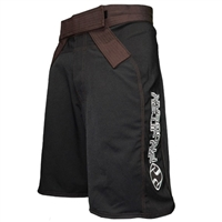 4- Way JJPG Brown belt short