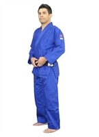 FUJI Sports - Judo Gi - Double Weave - Blue (FDB)