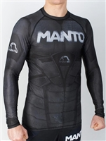 "MANTO ""ALTIA 2.0"" RASHGUARD Black"