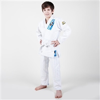"Manto ""Monkey"" GI for Kids - White - NEW!!!"