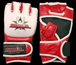 "Amateurs Series"" MMA Fight Gloves Red"