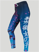 "MANTO ""SAKURA"" Spats for Women"