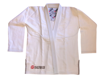 "Senso ""The Academy Gi"" - White Kids"