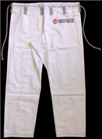 Senso Jiu Jitsu - PANTS ONLY - White