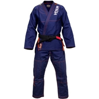 Venum Challenger 3.0 BJJ Gi - Navy/Orange