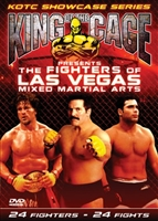 King of the Cage: The Fighters of Las Vegas Mixed Martial Arts