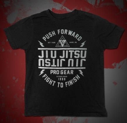 JJPG Push Forward T-shirt - Youth - Black