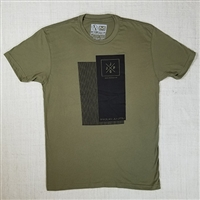 JJPG T-Shirt  X-Finity Army Green