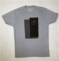 JJPG T Shirt X Finity Heather Grey