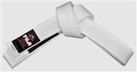 Fuji BJJ Adult Belt - White,