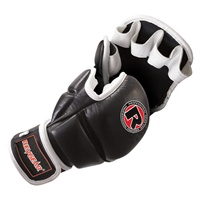 Revgear MMA Leather Training Glove