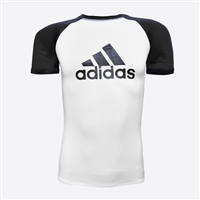 Adidas - Rash Guard - SS - IBJJF Competition Rashguard - Black Belt
