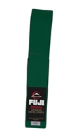 Fuji IBJJF Approved Kids Belt - Green