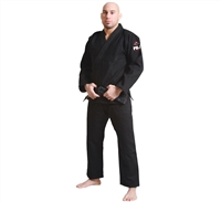 Fuji All Around Adult BJJ Gi Black