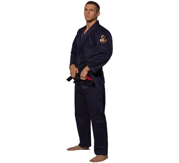 New FUJI Sports Brazilian Jiu Jitsu BJJ MMA Adult IBJJF Approved Gi Ranked Belt