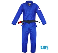 Fuji All Around KIDS BJJ GI Blue