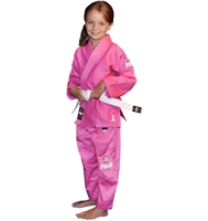 Fuji All Around KIDS BJJ Gi Pink