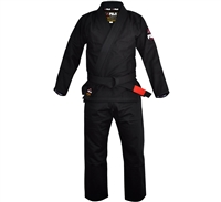 Fuji Lightweight BJJ Gi Black