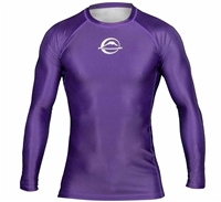 FUJI Baseline Ranked Rashguard Purple