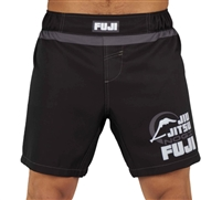Fuji Everyday Grappling Shorts - Black