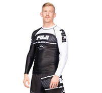 FUJI Freestyle 2.0 Long Sleeve Ranked Rashguard - White
