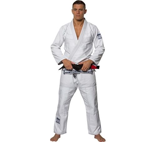 Fuji X BJJ Fanatics Suparaito GREY Gi Brazilian Jiu-Jitsu BJJ Gi