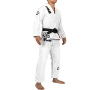 FUJI - Submit Everyone Kids Gi - WHITE