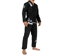 FUJI - Submit Everyone Kids Gi - BLACK