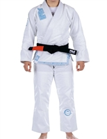 Fuji - Submit Everyone Women's BJJ Gi - WHITE