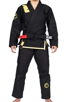 Fuji - Submit Everyone Women's BJJ Gi - BLACK