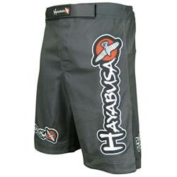 Hayabusa - Shiai Shorts - Black