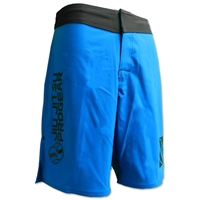 Jiu Jitsu ProGear 2-Way Stretch Shorts - Blue