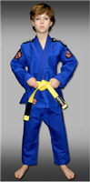 Jiu Jitsu Progear - KIDS - Competition Gi - BLUE