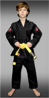Jiu Jitsu ProGear - KIDS - Competition Gi - BLACK