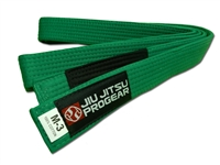 Jiu Jitsu ProGear - KIDS Belt - Green
