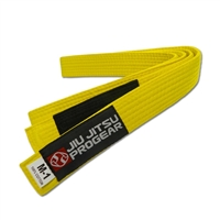 Jiu Jitsu ProGear - KIDS Belt - Yellow