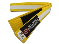 Jiu Jitsu Progear - KIDS Belt - Yellow/White