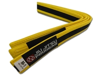 Jiu Jitsu Progear - KIDS Belt - Yellow/Black