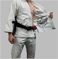 Jiu Jitsu ProGear Spartan Light Gi - White