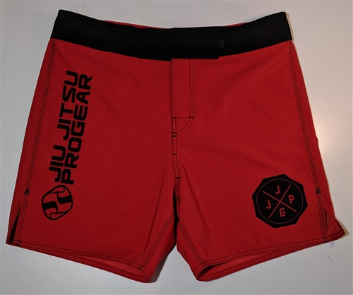 Jiu Jitsu ProGear 3.0 MMA Shorts - Red