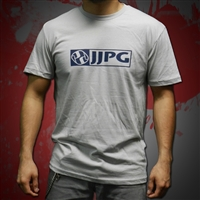Jiu Jitsu ProGear New Kanji - Light Gray,