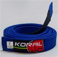 Koral BJJ Belt - Blue