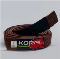 Koral BJJ Belt - Brown