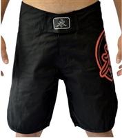 Free Ship Super Sale Vulkan VT-X Black MMA Fight Shorts No Gi Grappling SIZE L