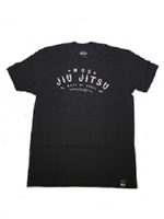 Made of Steel BJJ Shirt - Black