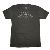 Made of Steel BJJ Shirt - Grey