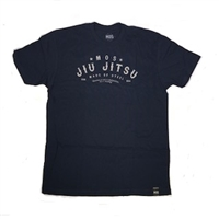 Made of Steel BJJ Shirt - Navy
