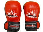 MMA Pro Sports Training Gloves Red