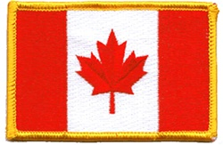 Patch - Flag - Canada