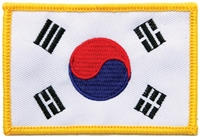 Patch - Flag - Korea